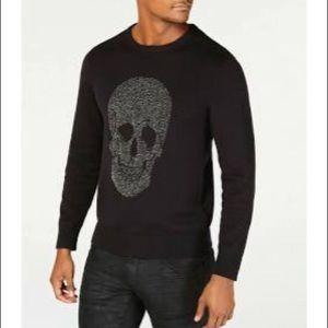 NWOT Skull sweater